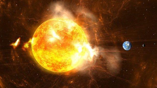 NASA: 2020 yılında Güneş fırtınası Dünya'yı etkileyebilir
