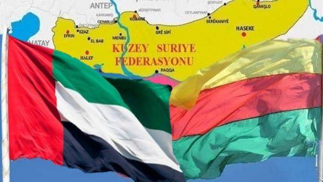 BAE: Suriye'de Kürtleri destekliyoruz!