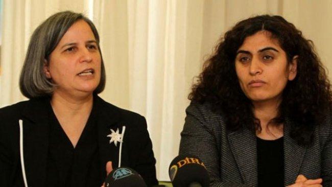 Kışanak ve Tuncel'e 14'er yıl hapis cezası verildi
