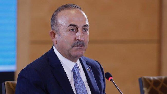 Çavuşoğlu: HDP ile CHP'yi birleştiren gaye Erdoğan'ı yıkmak mı?