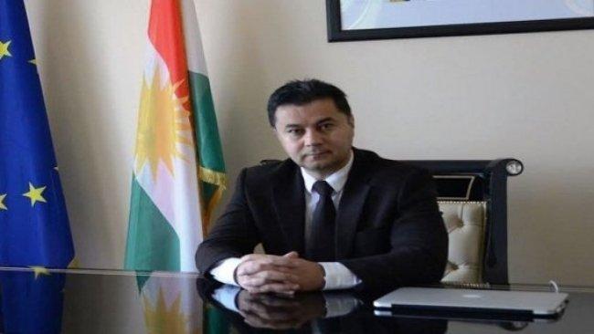 Kürtler, Kürdistan Bayrağı'nı sahiplenmek için toplandı