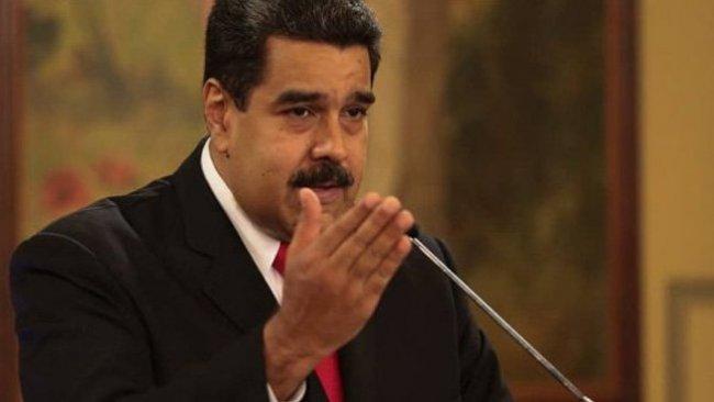 Maduro'dan seçim açıklaması