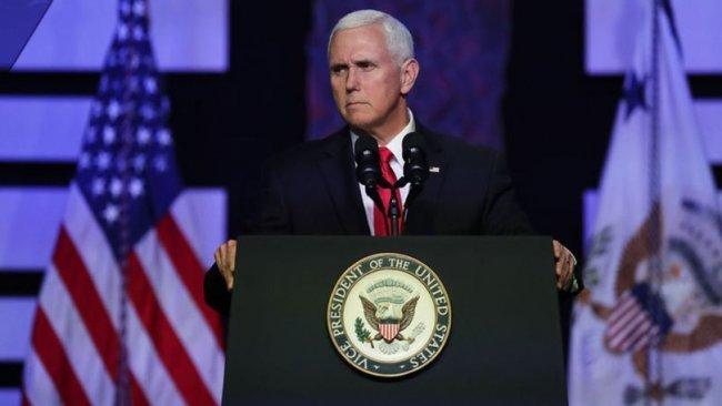 Mike Pence: Maduro rejimine son vermenin zamanı geldi