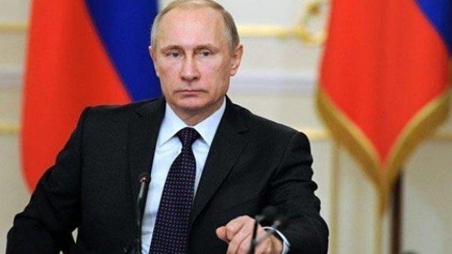 Putin 'Orta Menzilli Nükleer Kuvvetler Anlaşması'nı askıya aldı