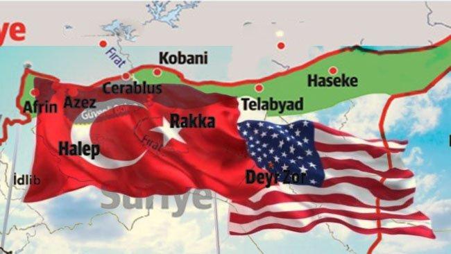 Arap basını: ABD, Türkiye'nin güvenli bölgesini onayladı