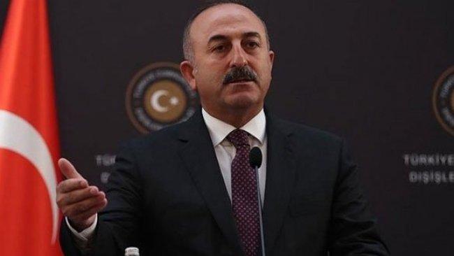 Çavuşoğlu: Suriye'de Anayasa komisyonu'na yoğunlaştık