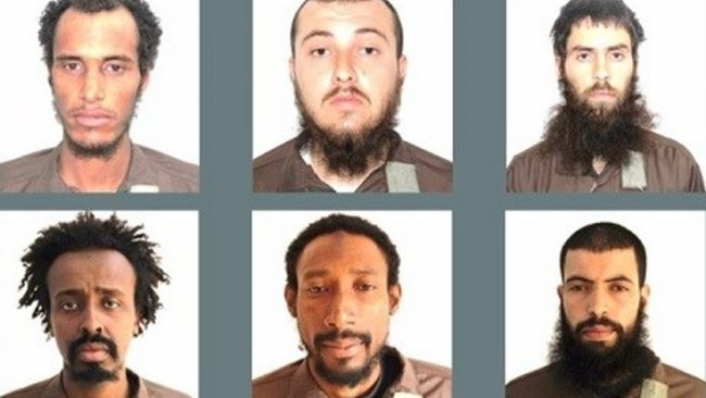 DSG'nin özel operasyonunda 1'i Türk 6 yabancı IŞİD'li yakalandı