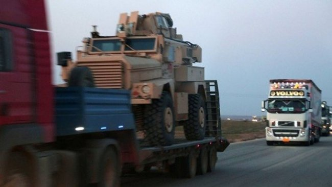 Gözlemevi: ABD, çekilmenin aksine, Kürtlere askeri desteğini sürdürüyor