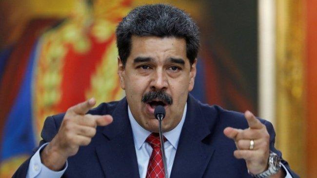 Maduro'dan Trump'a: Ülkemizi savunmak için hazırlık yapıyoruz