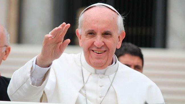 Papa'dan tarihi Arap ziyareti öncesi 'Selamün Aleyküm' mesajı