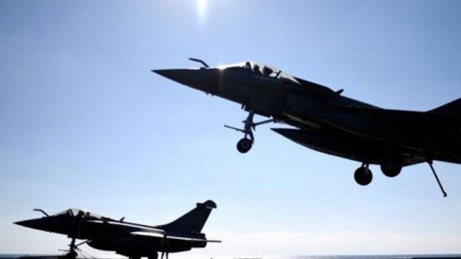 Suriye: Koalisyon topçu birligimize hava saldırısı düzenledi