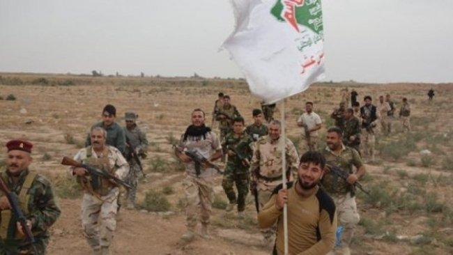 Haşdi Şabi milisleri Xanekin'e kaydırılıyor