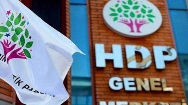 HDP'den Erdoğan'a 'HDP eşittir PKK' yanıtı