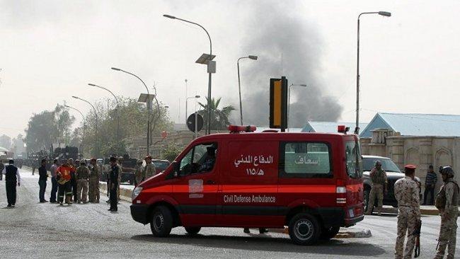 Irak'ta İranlıları taşıyan otobüse bombalı saldırı