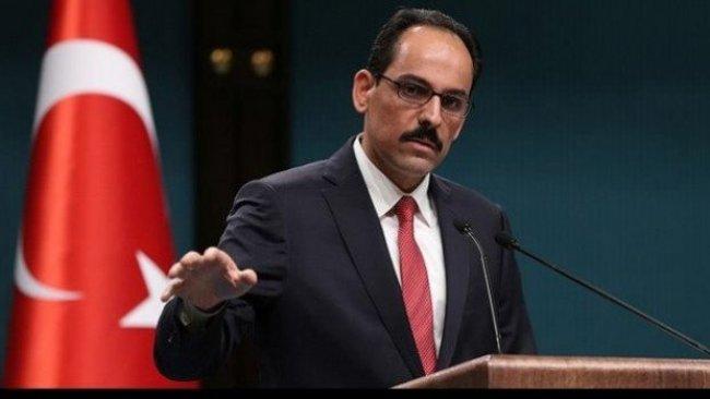 Türkiye: Menbiç ve Fırat'ın doğusunun kontrolü Türkiye'de olmalıdır