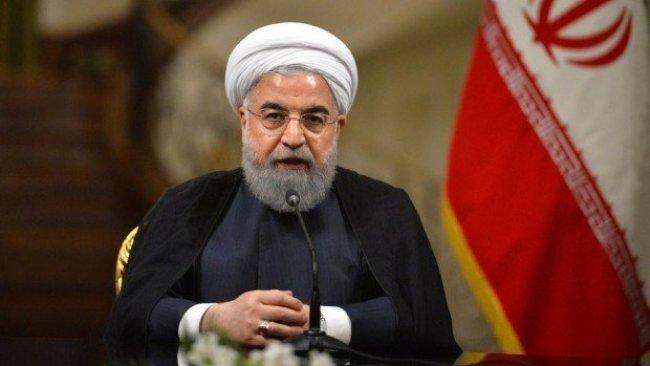 Ruhani'den Trump'a: Kendinizi dürüstçe ifade ediyor olmanız çok güzel