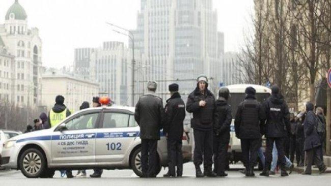 Rusya'da kıyamet koptu: 130'dan fazla noktada bomba alarmı