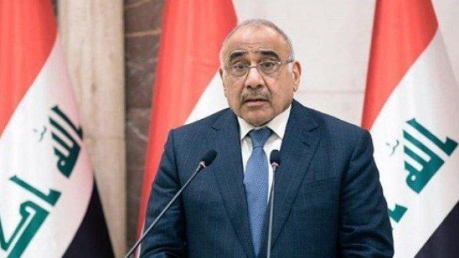 Abdulmehdi'den Trump'a: Kabul etmeyiz