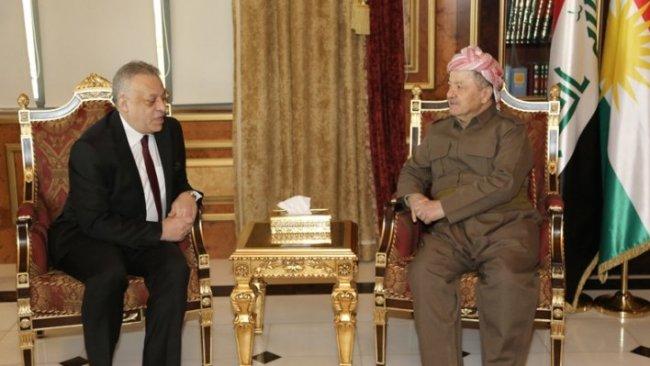 Başkan Barzani: Mısır ile ilişkimiz tarihe dayanıyor