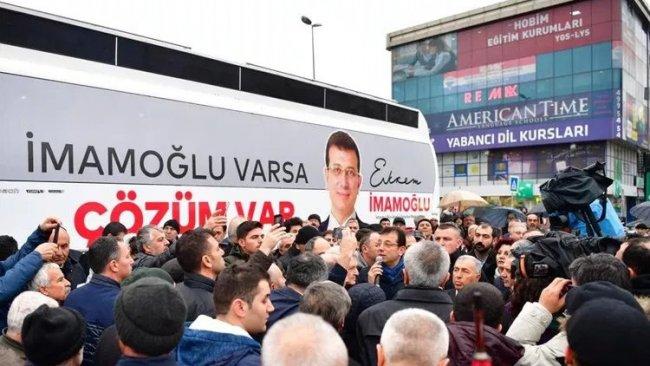 İmamoğlu'ndan 'HDP'liler vatan haini' diyen kişiye: 7 milyon insana 'terörist' denir mi?