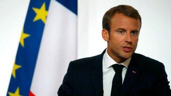 Macron 24 Nisan'ı 'Ermeni soykırımını anma günü' ilan etti