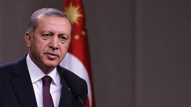 Erdoğan: Suriye'de ABD'nin çekildiği bölgeyi devralmaya hazırız