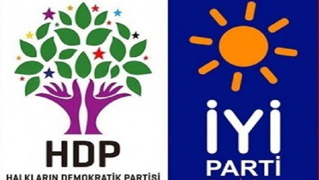HDP'nin açıklaması İYİ Parti'yi memnun etti