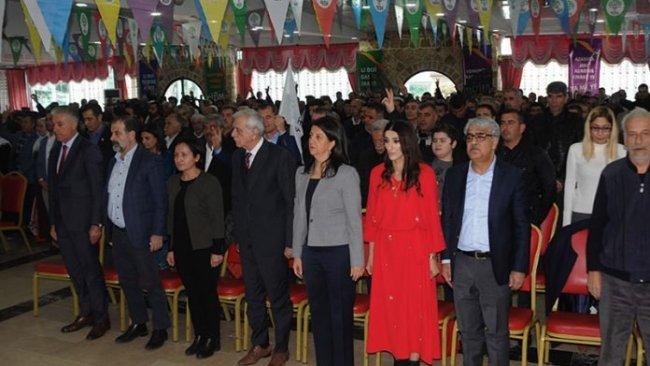 HDP'nin aday tanıtım toplantısına soruşturma