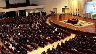 Irak Parlamentosu'ndan Kürdistan siyasi partilerine ziyaret