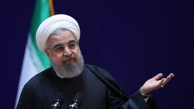 Ruhani: ABD özür dilerse kabul etmeye hazırız
