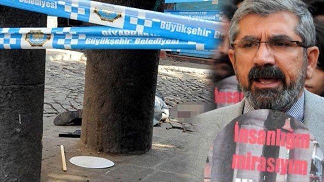 Tahir Elçi cinayetindeki fail, yarın kamuoyuna açıklanacak