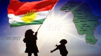 25 Eylül 2017 Kürdistan Referandumu Bağımsızlık Yolunda Tarihi Bir Gündür