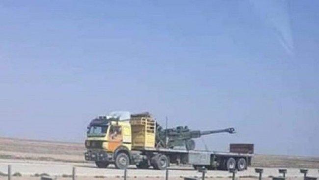 ABD askerleri Anbar'da görüldü