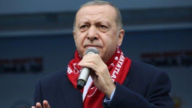 Erdoğan'dan 'Dörtlü Çete' benzetmesi