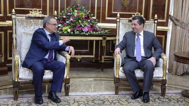 İspanyol Büyükelçi: Kürdistan halkına büyük saygı duyuyoruz
