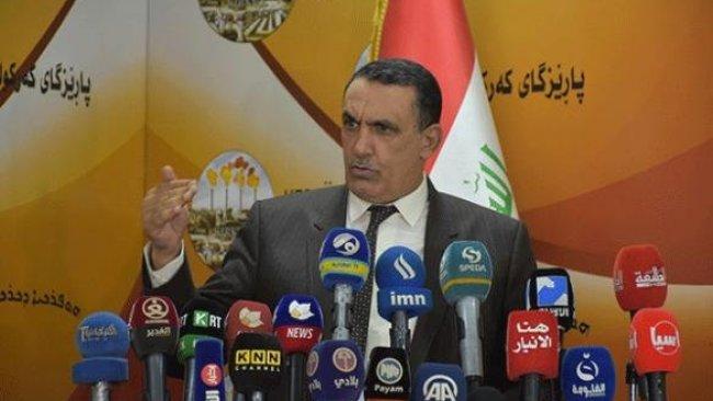 Kerkük Valisi: Peşmerge'nin Kerkük'e geri dönme iddiasından rahatsızız