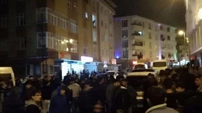 İstanbul'da  Suriyelilere toplu saldırı