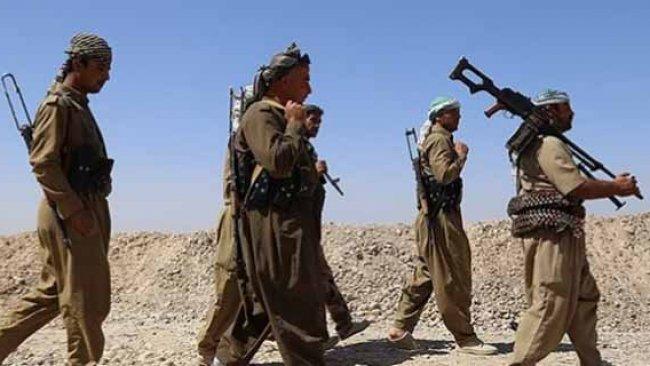 Kurdistan'da ruhsatsız silahlar toplanıyor