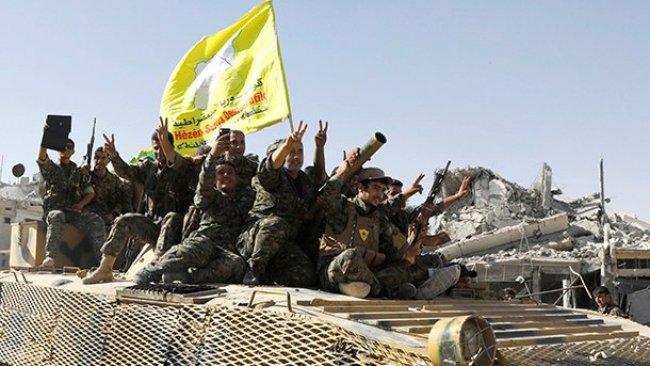 DSG'nin IŞİD operasyonunda şiddetli çatışmalar yaşanıyor