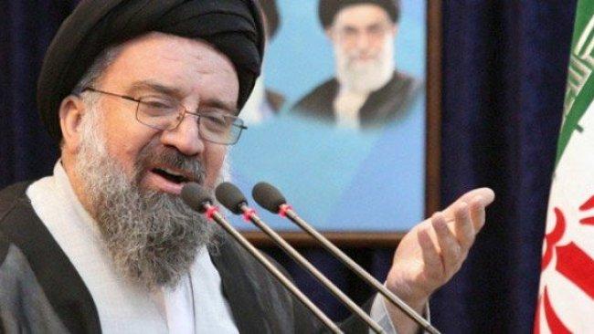 Ayetullah Hatemi: İstersek atom bombası üretebiliriz