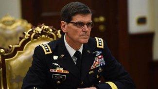 ABD'li General Votel'den 'Suriye'den çekilme' açıklaması