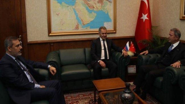 Ankara: Münbiç ve Fırat'ın doğusu konusunda Rusya ile anlayış birliği var