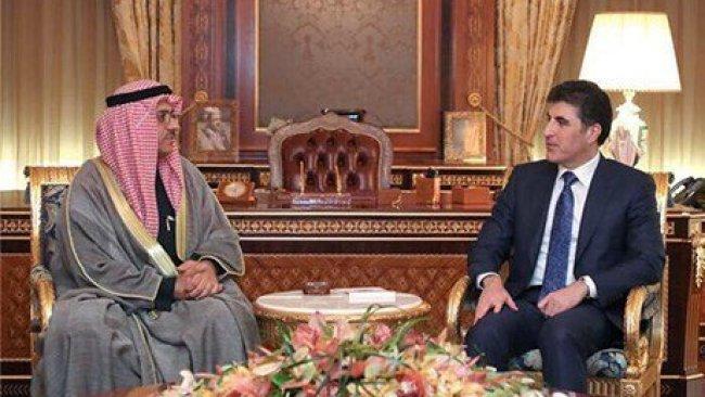 Başbakan Barzani: Kuveyt yardımlarıyla Kürdistan'ın yükünü hafifletmiştir
