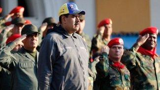 Maduro'dan ABD'ye Gözdağı