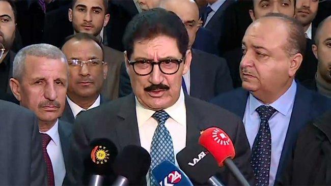 Mirani: Ezidi Ruhani Meclisi'nin vereceği kararı destekleyeceğiz