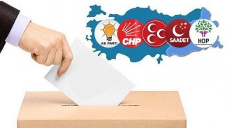AREA'dan 'milletvekili seçimi olsa' anketi.. İşte partilerin oy oranları!