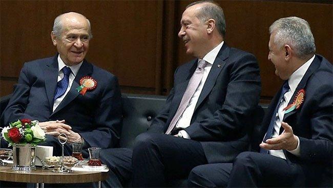 AK Parti-MHP ittifakında 'fermuar formülü'