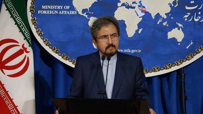 İran Dışişleri'nden ABD'ye tepki
