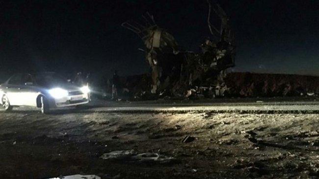 İran'da Devrim Muhafızları'na intihar saldırısı