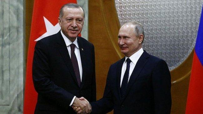 Erdoğan ve Putin görüşüyor! İşte ilk açıklamalar